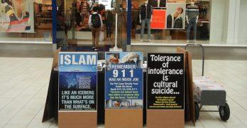 Shariah Police at Facebook Take Down Counter Jihad Coalition Page