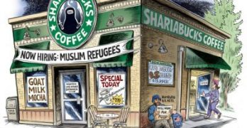 Starbucks to Hire Thousands of Refugees in Caliphornia