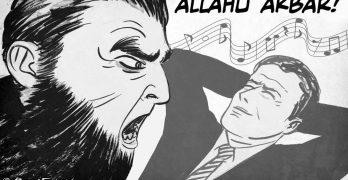 Allahu Akbar is the Motive for Islamic Terrorism