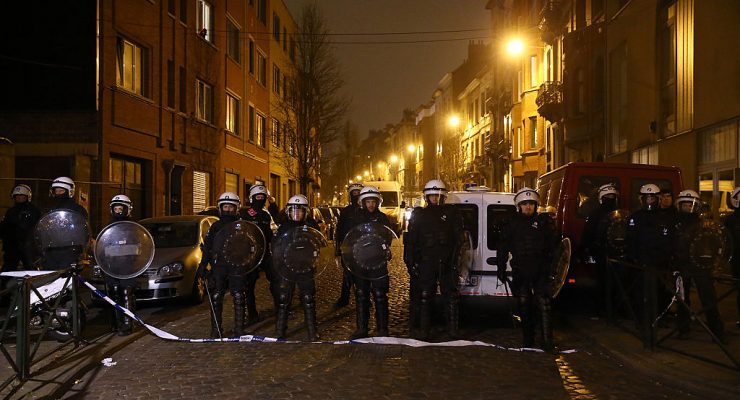 Belgium – First Islamic State in Europe ?