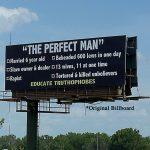 The Perfect Man Billboard