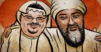 The Media Fights For a Muslim Brotherhood Pal of Osama Bin Laden