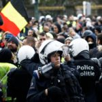 Brussels March in Protest Over UN Muslim Migration Pact